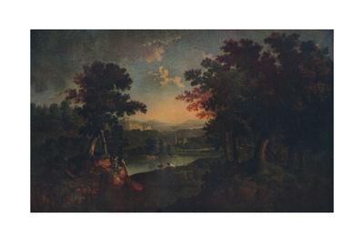 'Landscape', c1750