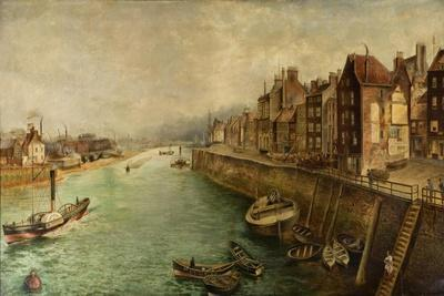 Low Quay, Sunderland, 1888