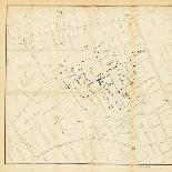 A Map from 'On the Mode of Communication of Cholera', 1855-John Snow-Giclee Print