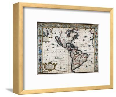 New World, 1626