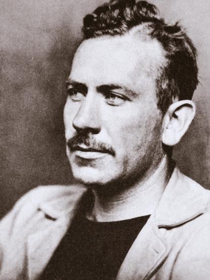 John Steinbeck, American novelist, c1939-Unknown-Photographic Print