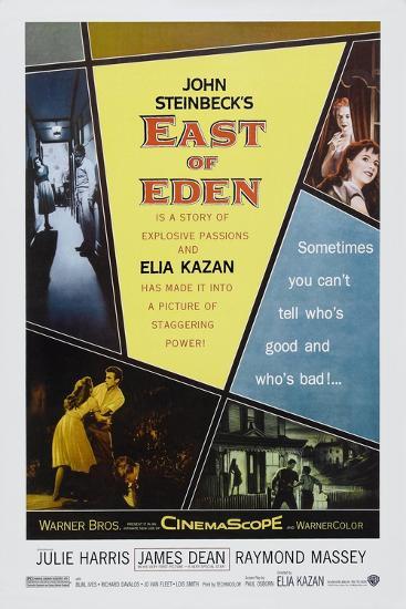 """John Steinbeck's East of Eden, 1955, """"East of Eden"""" Directed by Elia Kazan--Giclee Print"""