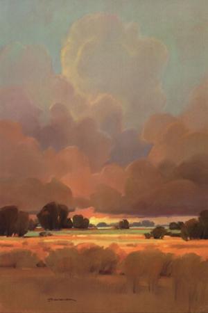 Last Light I by John Stevenson