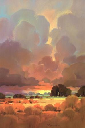 Last Light II by John Stevenson
