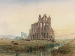 Whitby Abbey by John Storey