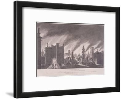 Ludgate, the Great Fire of London, 1811