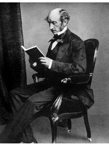 John Stuart Mill, British Philosopher and Social Reformer, 19th Century