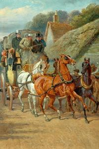 Coaching A Hundred Years Ago by John Sturgess