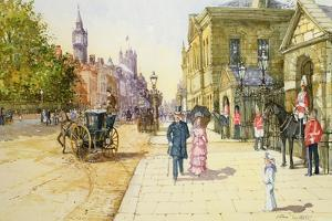Horse Guards, Whitehall by John Sutton
