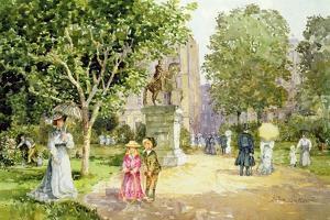 St James's Park, London by John Sutton
