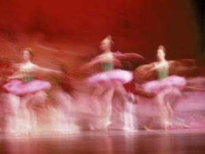 Ballerinas by John T. Wong