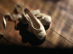 Ballet Shoes by John T^ Wong