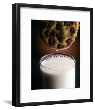 Chocolate Chip Cookie and Milk