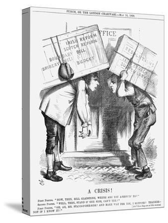 A Crisis!, 1868