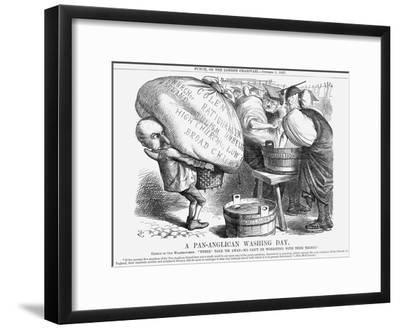 A Pan-Anglican Washing Day, 1867