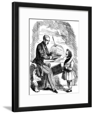 Albert, Prince Consort of Queen Victoria, and Joseph Paxton, 1851
