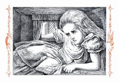 Alice in Wonderland: Alice Grows Large