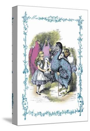 Alice in Wonderland: Dodo Gives Alice a Thimble