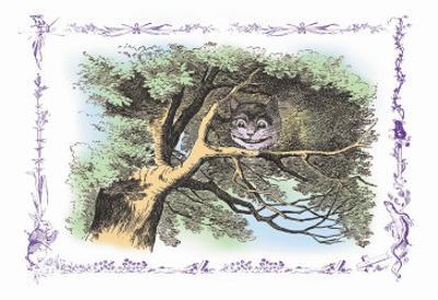Alice in Wonderland: The Cheshire Cat