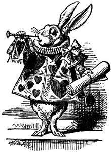 Alice's Adventure's in Wonderland by John Tenniel