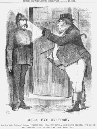 Bull's Eye on Bobby, 1877