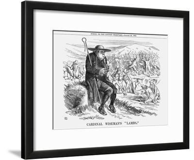 Cardinal Wiseman's Lambs, 1862