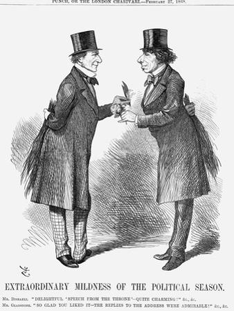 Extraordinary Mildness of the Political Season, 1869