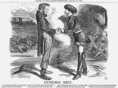 Extremes Meet, 1863