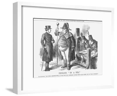 Fenians in a Fix, 1865