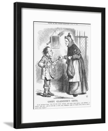 Goody Gladstone's Gifts, 1864
