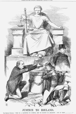 Justice to Ireland, 1869
