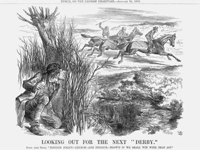 Looking Out for the Next Derby, 1863