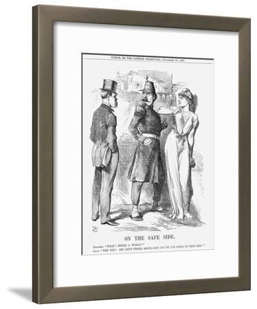 On the Safe Side, 1867