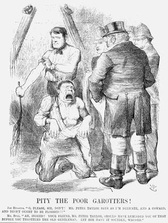 Pity the Poor Garotters!, 1872