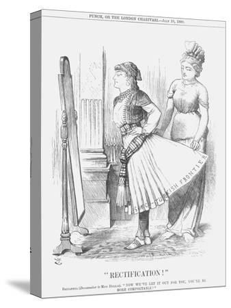 Rectification!, 1880