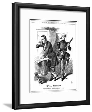 Rival Arbiters, 1866