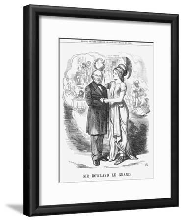 Sir Rowland Le Grand, 1864