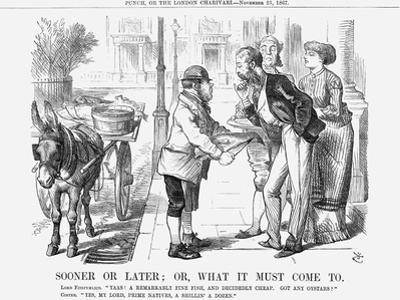 Sooner or Later; Or, What it Must Come To, 1867