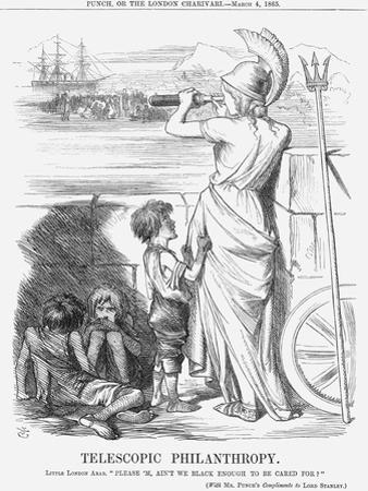 Telescopic Philanthropy, 1865