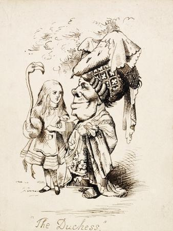 The Duchess, C.1865