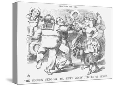 The Golden Wedding; Or, Fifty Years' Jubilee of Peace, 1865