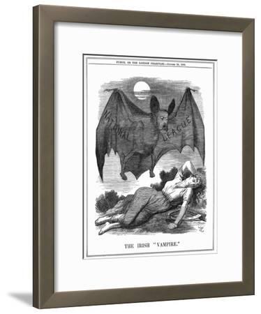 The Irish Vampire, 1885