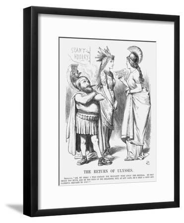The Return of Ulysses, 1872