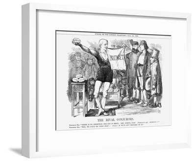 The Rival Con Jurors, 1869