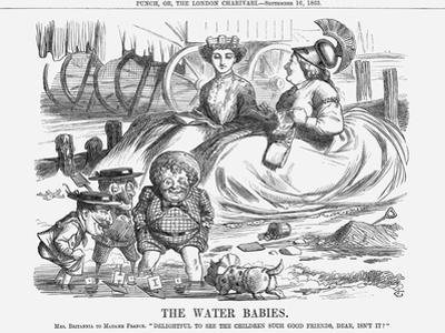 The Water Babies, 1865