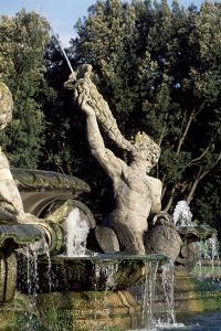 Atlas Fountain by John Thomas