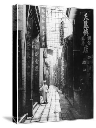 Physic Street, Canton, C.1867-72