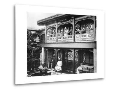 The House of Mr Yang, C.1872