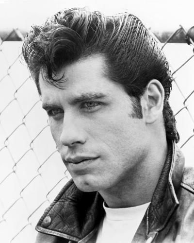 John Travolta, Grease (1978)--Photo
