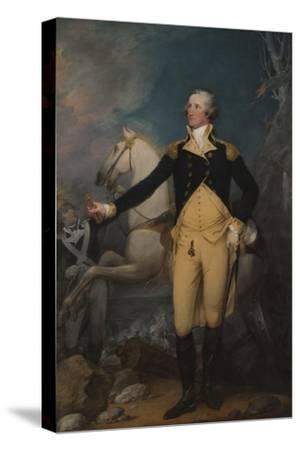 General George Washington at Trenton, 1792